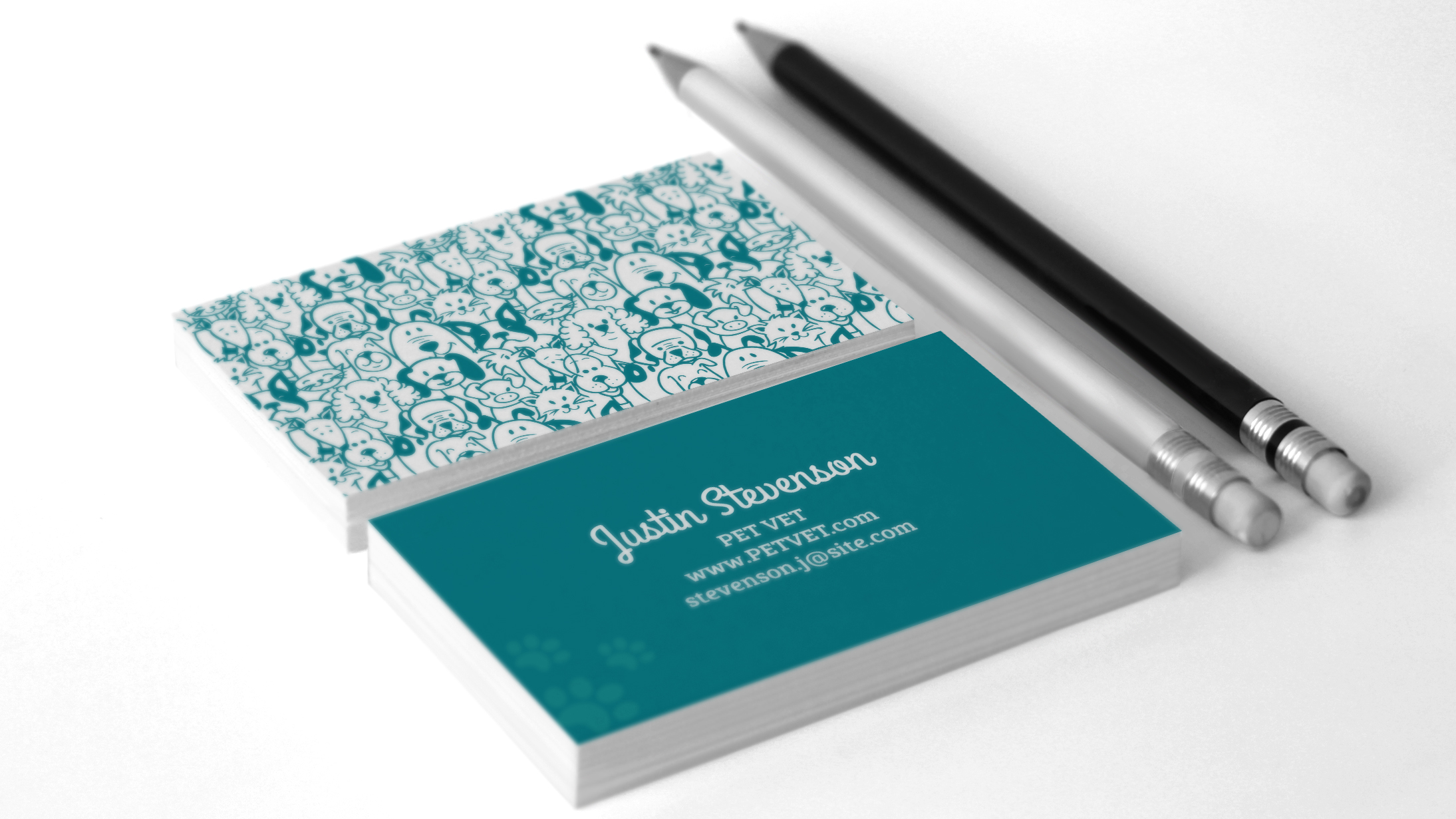 Need a business card printing supplier purple monkey for Business card printing company